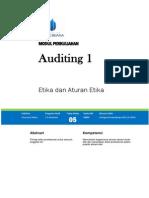 Modul Auditing 1 [TM5]