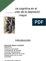 Terapia Cognitiva en Depresion