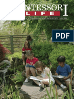 Montessori Life Magazine 2004 Fall