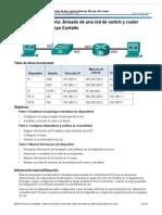 6 4 3 5 Practica de Laboratorio Inicializacion y Recarga de Un Router y Un Switch