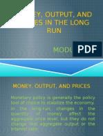 module32moneyoutputandpricesinthelongrun-120411153959-phpapp01