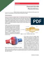 Fisiología Guía 04 - Presión Arterial
