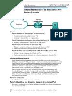 8 2 5 4 Laboratorio Identificacion de Direcciones IPv6
