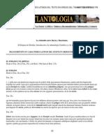 Texto Platon-Griego Transcripcion Latina