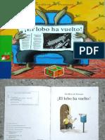 El Lobo Ha Vuelto PDF