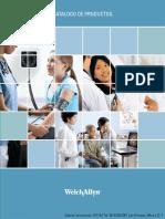 Catalogo Welch Allyn Medicina General en Espanol Con Egym