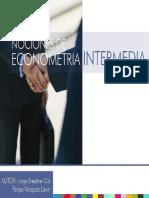 Nociones de Econometria Intermedia