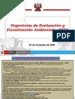 Evaluacion y Supervision-oefa