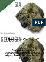 Geologia 2015