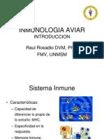 Introduccion a La Inmunologia Aviar