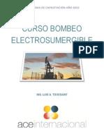 Bombeo Electrosumergible - Luis a. Toussaint