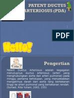 PATENT DUCTUS ARTERIOSUS (PDA).ppt