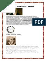 La Teoria de Charles Darwin