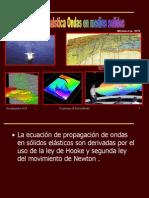 Teoria de Esfuerzo y Deformacion de Cuerpos Solidos -Ondas Acusticas
