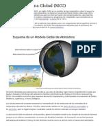 Modelo de Clima Global