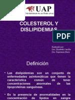 Colesterol y Dislipidemias