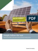 S7 1200 Solar Tracker En