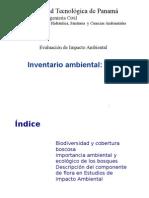 Clase VI. Linea Base - Flora