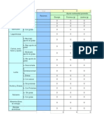 Cuadro de Equivalentes en Excel (SMAE)