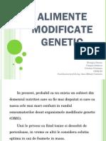 ALIMENTE MODIFICATE GENETIC.ppt