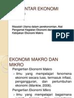 Ekonomi Makro