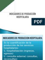 INDICADORES HOSPITALARIOS (1)