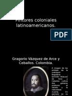 Pintores coloniales peruanos