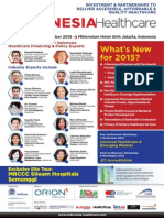 2nd Indonesia Healthcare Brochure