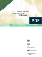 Buenas Prácticas ambientales en las oficinas