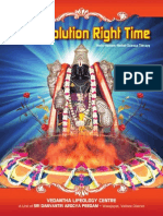 Vedic Science Theraphy