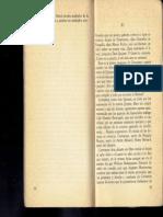 Cervantes o La Crítica de La Lectura, Cap. XI