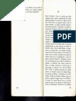 Cervantes o La Crítica de La Lectura, Cap. XII