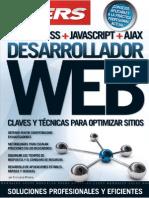 Desarrollador Web XHTML + CSS + Javascript + Ajax