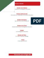 Tarea_2 Características de La Investigación Educativa Abel