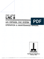 Operation and Maintenance Manual Equipos Termicos KLNC8-2567