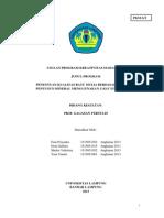 FeniPriyanka UniversitasLampung PKM-GT