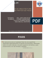 Partida de Arquitectura