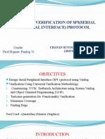 ppt on verification using uvm SPI protocol