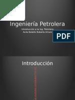 Enfoque General de La Ingeniería Petrolera