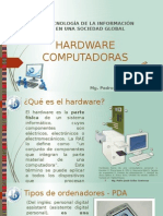 Hardware - Tipos de computadoras - TISG