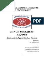 Report Minor