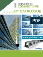 Peikko - Product Catalogue 2016