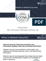01- Fundamentals of Network Security