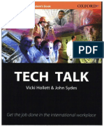 Tech Talk (Pre-Intermediate)