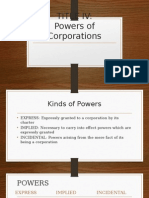 Corporation Code of the Philippines TITLE IV