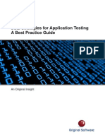 Application Testing Data Strategy Wp