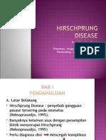 Referat - Hirschprung Disease.ppt