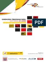 """Programmheft """"Tag der Deutschen Einheit"""" 2015"""
