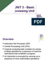 Unit3 Basicprocessingunit 120411101940 Phpapp01