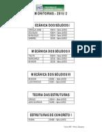Monitoria PET 2015 Solidos